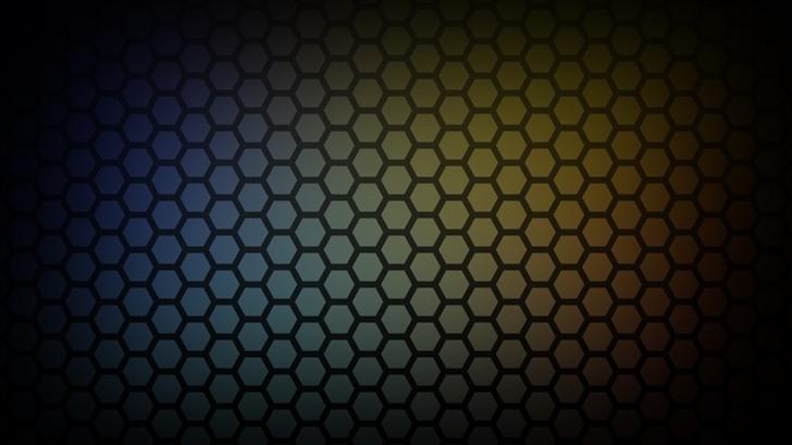 Honeycomb Pattern Mac Wallpaper