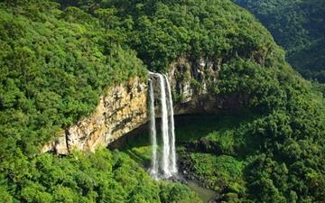Caracol Falls Mac wallpaper