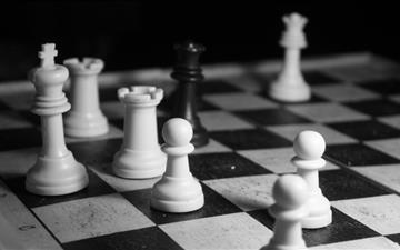Chess Game Mac wallpaper