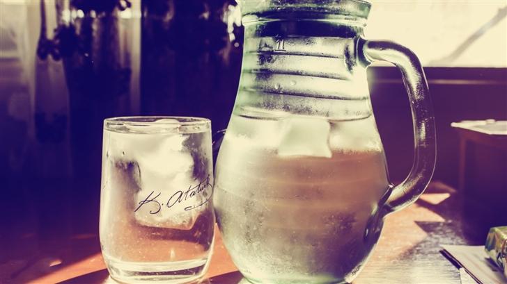 Cold Drinking Water Mac Wallpaper