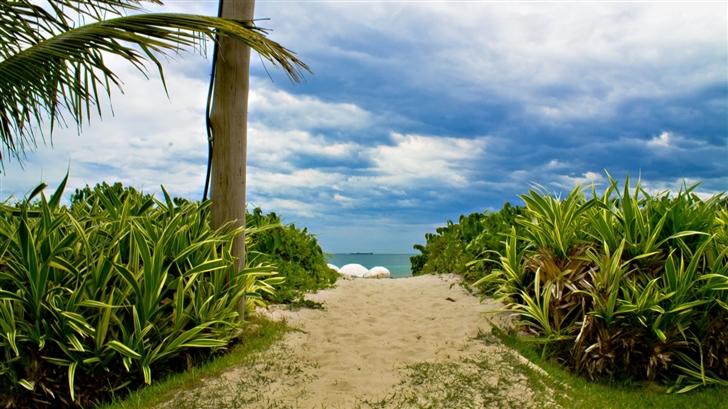 Guaeca Beach  Mac Wallpaper
