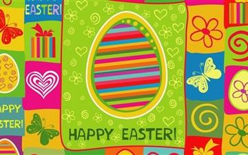 Happy Easter Background All Mac wallpaper
