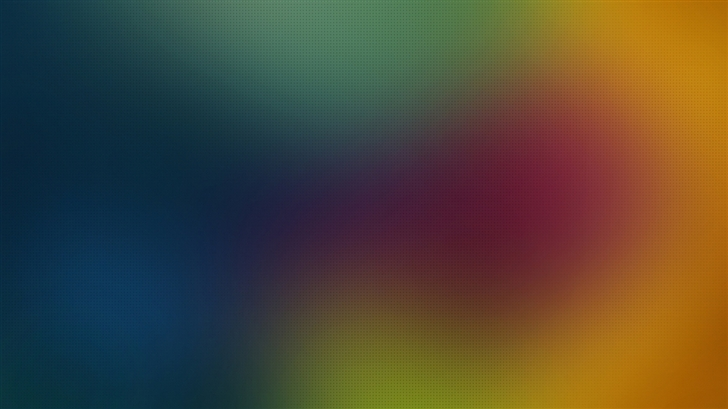 Blurry Pattern Mac Wallpaper