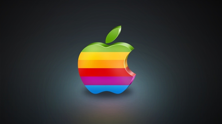 Apple 3D Mac Wallpaper
