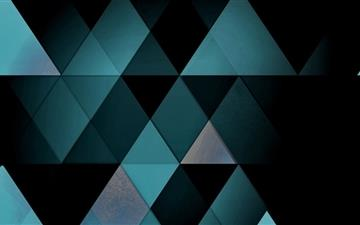 Mosaic Triangles Mac wallpaper