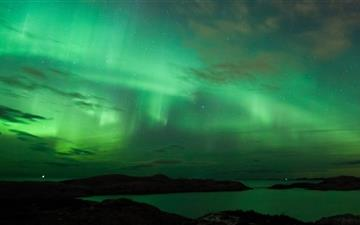 Aurora Borealis All Mac wallpaper