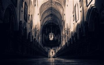 Cathedral Interior All Mac wallpaper
