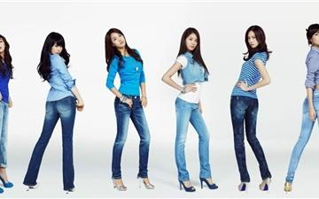 Girls Generation 11 All Mac wallpaper