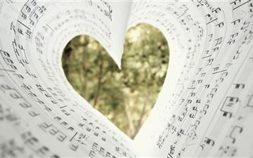 Love Music Mac wallpaper