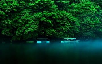 Japan Honshu Island Mac wallpaper