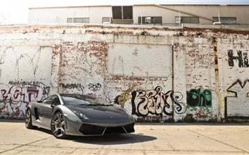 The Lamborghini Mac wallpaper