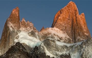 Mount Fitz Roy Argentina Mac wallpaper