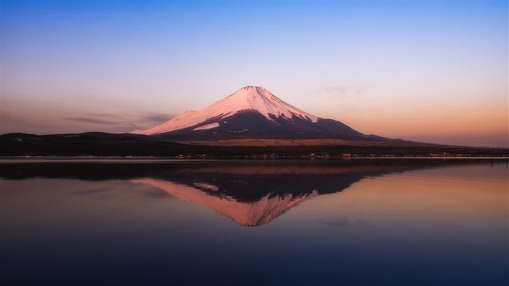 Mount Fuji Landscapes Mac Wallpaper