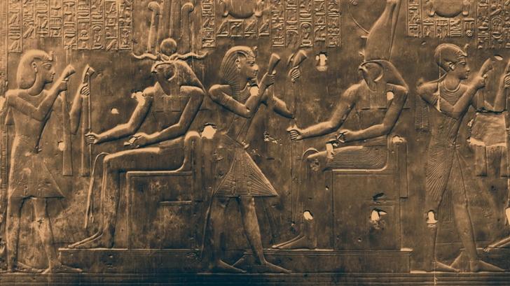 The  Abydos  Mac Wallpaper