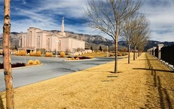 Albuquerque New Mexico Lds Temple Mac wallpaper