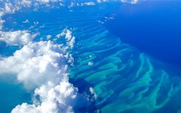 Bahamas Blues All Mac wallpaper