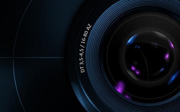 Camera Mac wallpaper