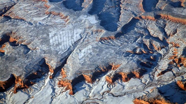 Aerial Photography Of The Colorado Mac Wallpaper