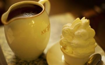 Hot Chocolate Mac wallpaper