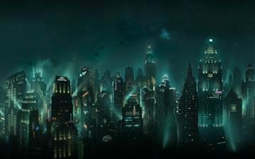 Bioshock Rapture Mac wallpaper
