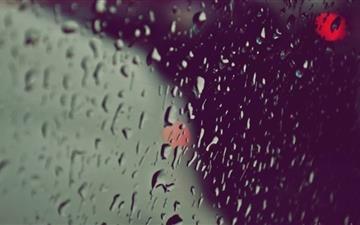 Rain Drops Mac wallpaper