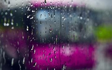 Rainy Day Mac wallpaper
