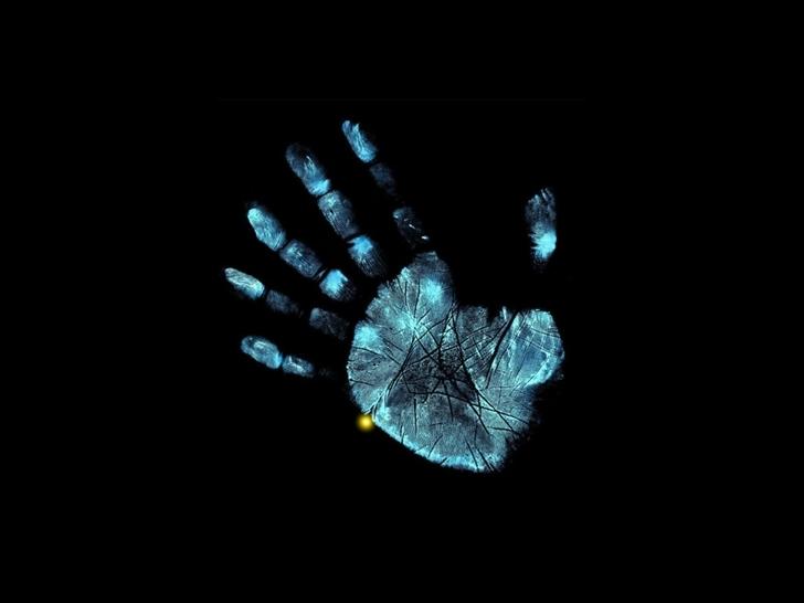 Abnormal Hand Mac Wallpaper
