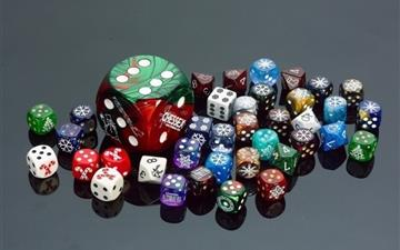Dices 3 All Mac wallpaper