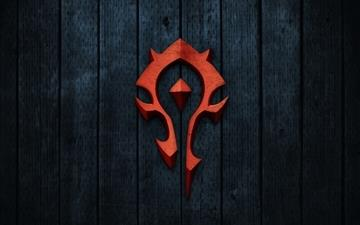 Horde Battle Standard Mac wallpaper