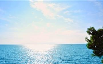 The Sea  Mac wallpaper