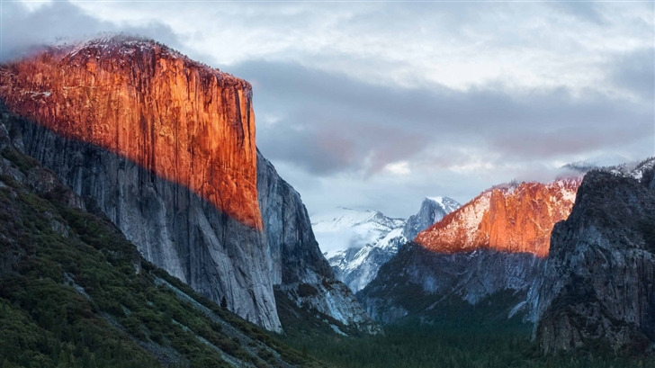 Os X El Capitan Mac Wallpaper