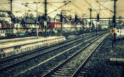 Train Station Hdr