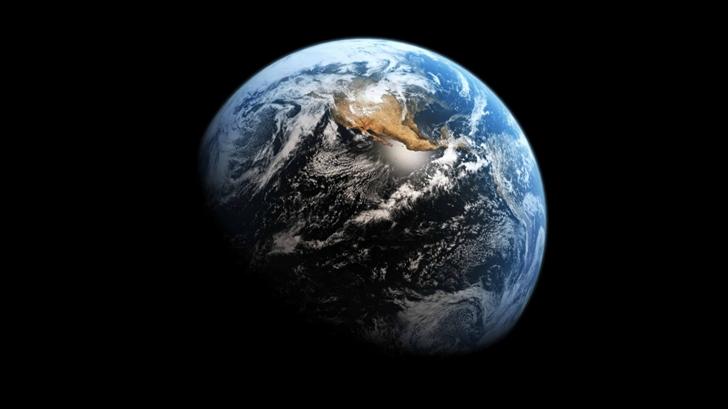 The Earth Mac Wallpaper