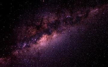 Milky Way Galaxy All Mac wallpaper