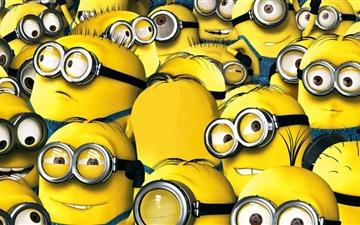 Minions 2015 Mac wallpaper