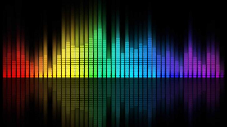 Music Equalizer Mac Wallpaper