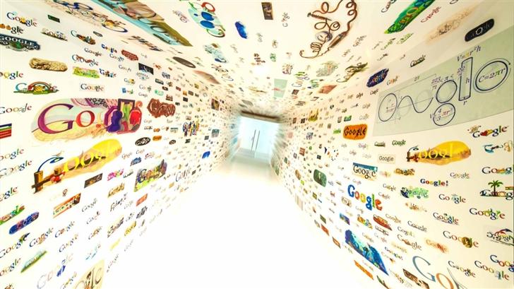 Google Office in Los Angeles Mac Wallpaper