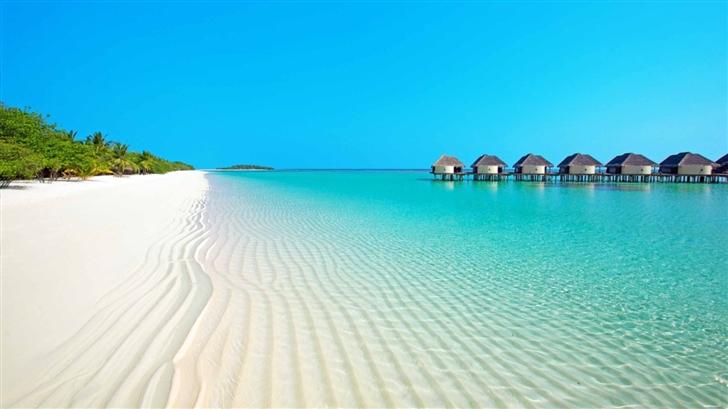 Island Beach Mac Wallpaper