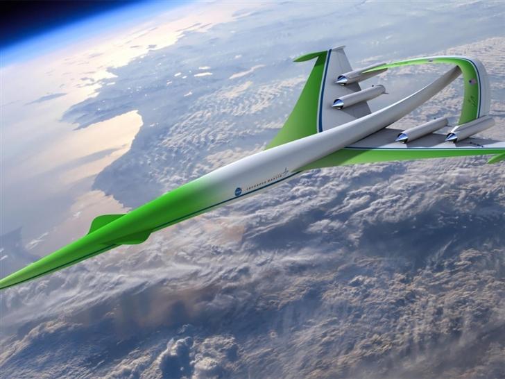 Nasa Lockheed Martin Mac Wallpaper