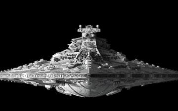 Star Wars Destroyer Mac wallpaper