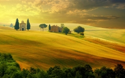 Tuscany Autumn