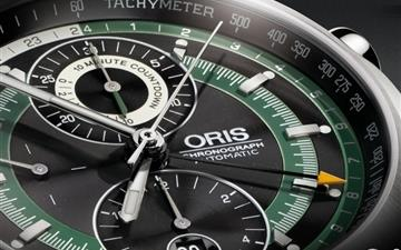 Oris Chronograph Mac wallpaper