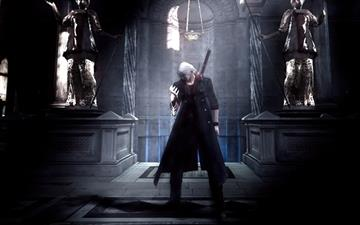 Devil May Cry 2 Mac wallpaper
