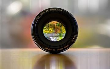 Canon Lens Mac wallpaper
