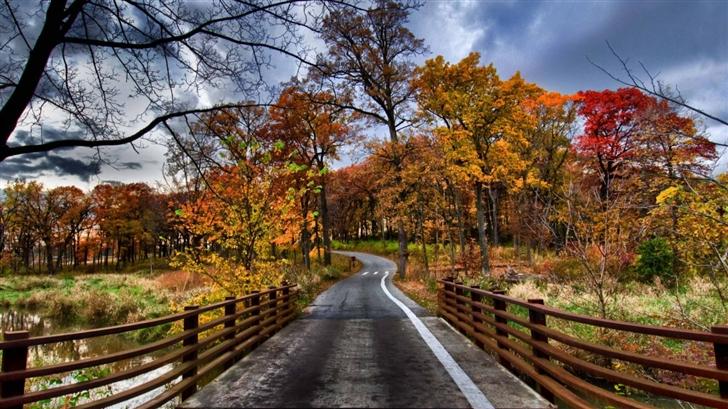 Autumn Fall Mac Wallpaper