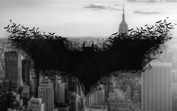 Batman Protector Of The Realm Mac wallpaper