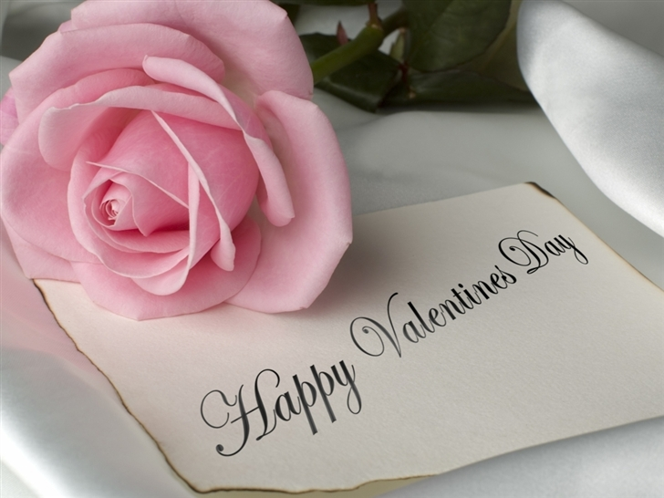 Happy Valentines Day Card Mac Wallpaper