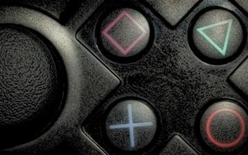 Playstation Buttons Mac wallpaper