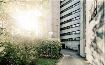 Berlin Buildings Mac wallpaper