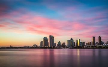 Coronado Skyline All Mac wallpaper